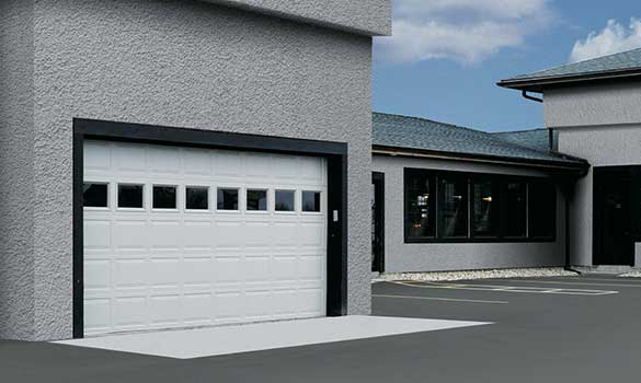 Commercial Overhead Doors Aside Image